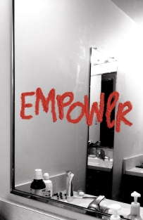 Empower. Based on Ephesians 3:16.
