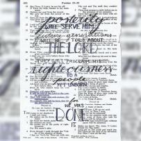 Psalm 22:30-31