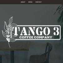Tango 3 Website